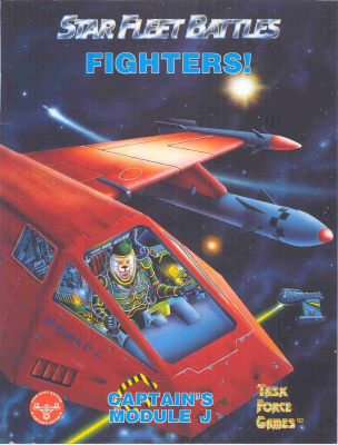 Star Fleet Battles: Module J – Fighters