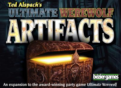 Ultimate Werewolf Artifacts