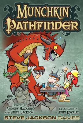 Munchkin Pathfinder: Guest Artist Edition