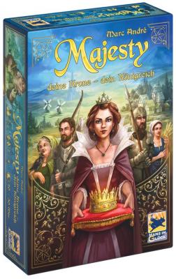 Majesty: Deine Krone - Dein Königreich