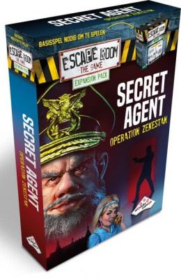 Escape Room: The Game – Secret Agent