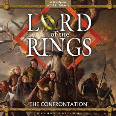 Lord of the Rings: The Confrontation (Deluxe Edition)