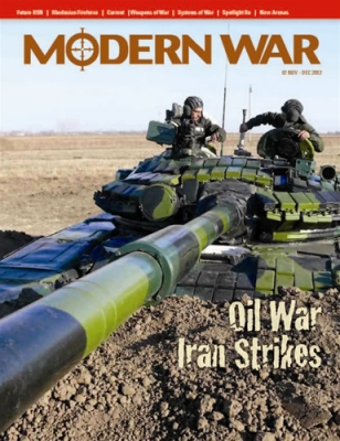 Oil War: Iran Strikes