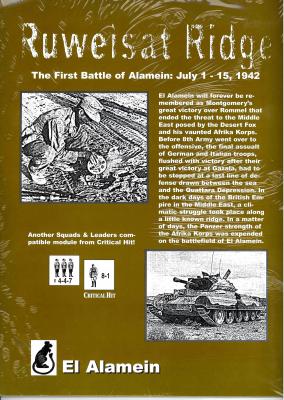 Ruweisat Ridge: The First Battle of Alamein