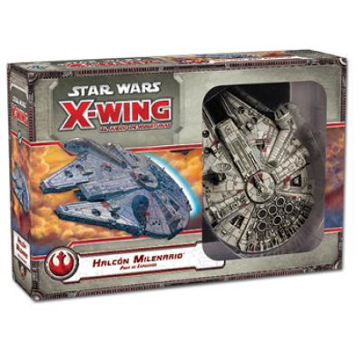 Star Wars X-Wing - Expansión Alianza Rebelde: Halcón Milenario