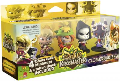 Krosmaster: Arena - Close Quarters Expansion Pack #6