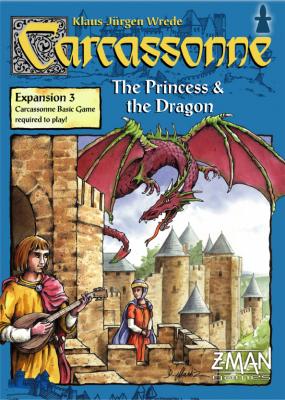 Carcassonne: De Draak, De Fee, De Jonkvrouw