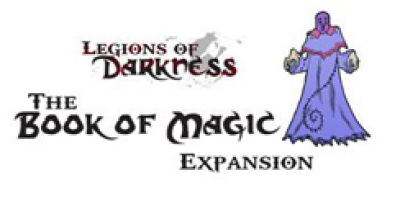 Legions of Darkness Expansion Kit 1: Book of Magic