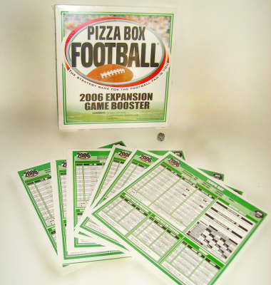Pizza Box Football 2006 Expansion