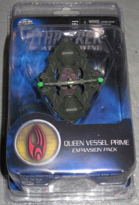 Star Trek: Attack Wing – Borg Queen Vessel Prime Expansion Pack