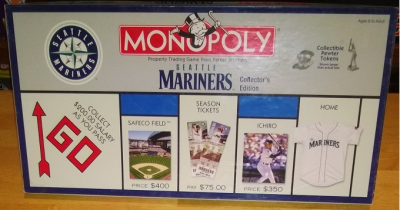 Monopoly: Seattle Mariners