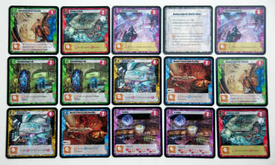 Among the Stars: Pre-order Promo Cards