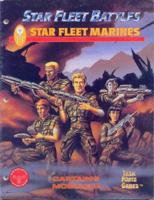 Star Fleet Battles: Module M – Star Fleet Marines