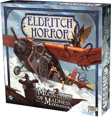 Eldritch Horror: Die Berge des Wahnsinns