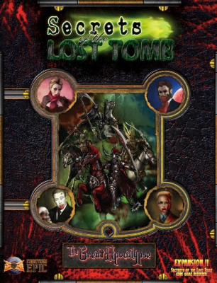Secrets of the Lost Tomb: The Great Apocalypse