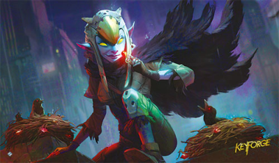 Keyforge: Finders Keepers Playmat