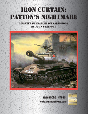 Panzer Grenadier: Iron Curtain: Patton's Nightmare