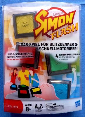 Simon Flash