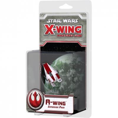 Star Wars: X-Wing Miniaturen-spiel - A-Wing Erweiterungs-Pack