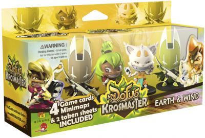 Krosmaster: Arena - Earth & Wind Expansion Pack #4