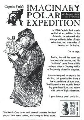 Captain Park's Imaginary Polar Expedition