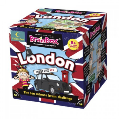 BrainBox: London
