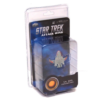 Star Trek: Attack Wing – Independent Val Jean Expansion Pack