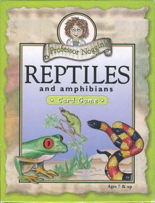 Professor Noggin's Reptiles & Amphibians