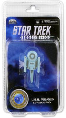 Star Trek: Attack Wing – U.S.S. Pegasus Federation Expansion Pack