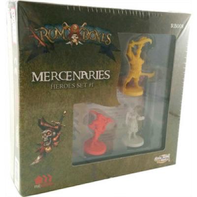 Rum & Bones: Mercenaries - Hero Set #1