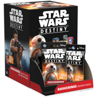 Star Wars Destiny: Awakenings Booster Pack (36)
