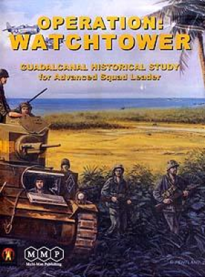Operation: Watchtower - ASL Historical Study 1