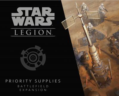 Star Wars: Legion – Priority Supplies Battlefield Expansion