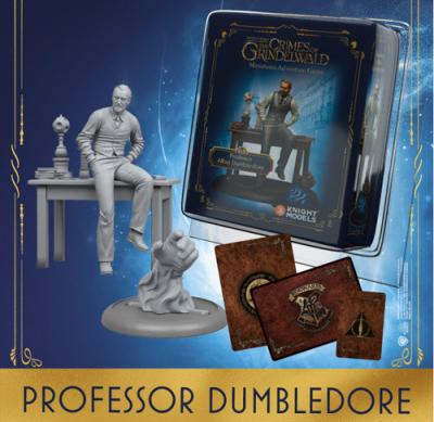 Harry Potter Miniatures Game: Professor Albus Dumbledore (Jude Law)