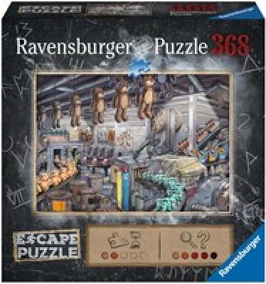 Escape Puzzle: Toy Factory