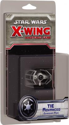 Star Wars: X-Wing Miniaturen-spiel - TIE Advanced Erweiterungs-Pack