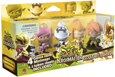 Krosmaster: Arena - Goultard Control Expansion Pack #5