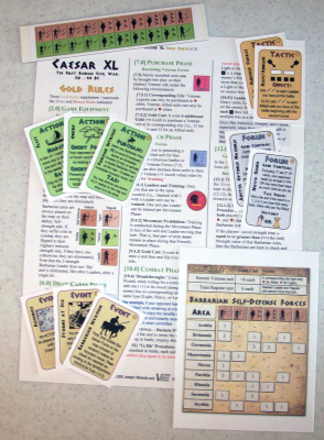 Caesar XL Gold Expansion Kit