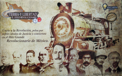"""Tierra  y Libertad"" The Mexican Revolution Game"
