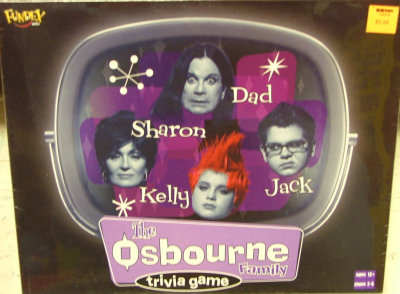 The Osbourne Family Trivia Game