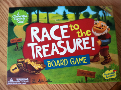 Race to the Treasure!