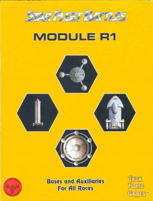 Star Fleet Battles: Module R1 – Bases & Auxiliaries