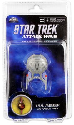 Star Trek: Attack Wing – I.S.S. Avenger Mirror Universe Expansion Pack