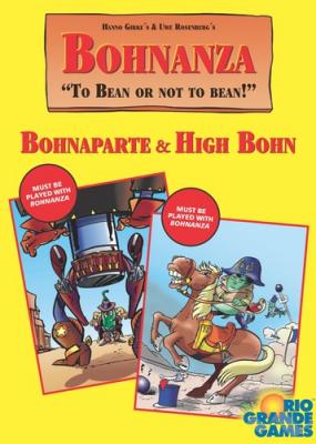 Bohnanza: Bohnaparte and High Bohn