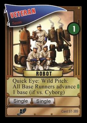 Baseball Highlights: 2045 – Starter Team 16 Texas