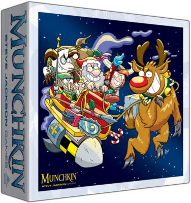 Munchkin Christmas Monster Box