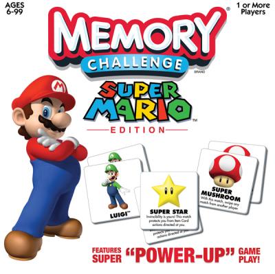 Memory Challenge: Super Mario Edition