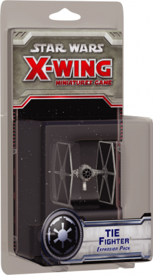 Star Wars: X-Wing Miniaturen-spiel - TIE Fighter Erweiterungs-Pack