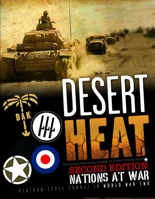Nations at War: Desert Heat