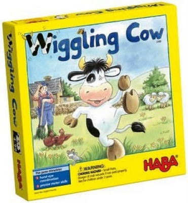 Wiggling Cow
